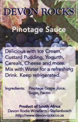 Pinotage Sauce