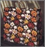 Semi-Rigid Rope Handle shopping bag