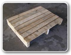 Small Customised Pallets