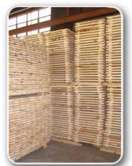 Timber Deck Shelving