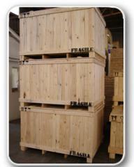Closed Crates