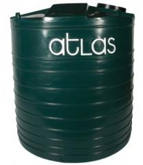 Rainsaver Water Tank – Black liner Green UV