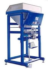 Semi automatic bagging machines for open mouth