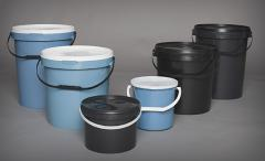 Recycled Plastic Container