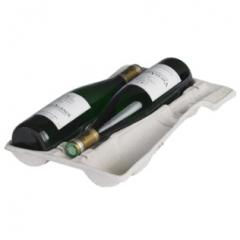 Wine bottle trays / carriers / dividers for Alsace