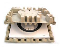 Heavy duty Molded Fiber protection parts