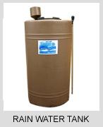 Plastic Rain Water Tank (500 litre)