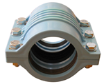 Ultralok High Impact PVC coupling