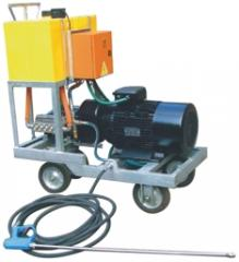 Hawk Large 4 Wheel Electric Pressure Washers