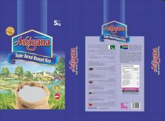 Asniyana super kernal basmati rice