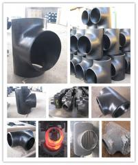 Gost 17376 Equal Pipe Tee Ct20