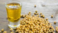 Diethanolamides of soybean oil