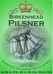 Birkenhead Pilsner Beer