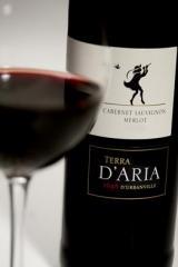 D'aria Cabernet Sauvignon/Merlot Wine