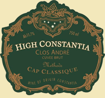 High Constantia Clos Andre - 2008 Wine