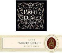 Paul Cluver Weisser Riesling Special Late Harvest