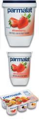 Parmalat Low Fat Fruit Yoghurt