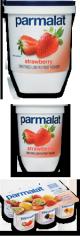 Parmalat Low Fat Fruit Yoghurt
