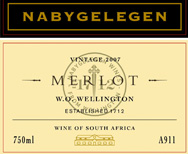 Merlot 2007 Wine