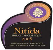 Shiraz Cap Classique 2008 Wine