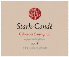 Stark-Condé Stellenbosch Cabernet Sauvignon 2008
