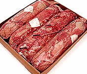 Lamb Shoulder and Neck Roast