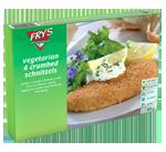 Fry's Vegetarian Golden Crumbed Schnitzel