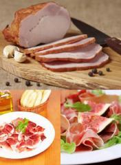 Hams and Kassler meats
