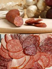 Cured and Salami Products