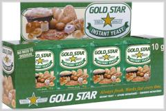 10g Gold Star Yeast