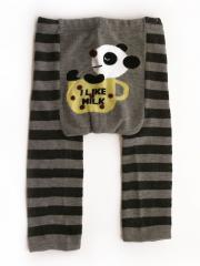 Panda 0-6 months Leggings