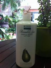 Avo and Lime Body Lotion