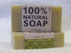 African Bliss Hemp Oil Soap