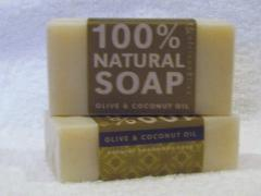 African Bliss Olive & Coconut Oil Soap