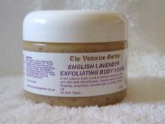 Victorian Garden Lavender Salt Body Scrub