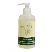 Liquid Soap Lavender and Rosemary 250ml