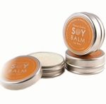 Soy Lip Balm - Smooth Orange