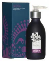 Mioja Elderflower & Violet Body Cream