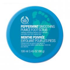 Peppermint Cooling Pumice Foot Scrub