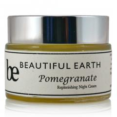 Beautiful Earth Pomegranate Night Cream