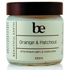 Beautiful Earth Orange Aftershave Balm