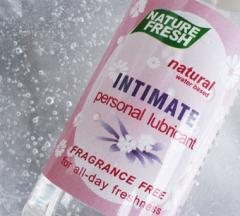 Personal Lubricant: Fragrance Free
