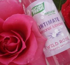 Personal Lubricant: Wild Rose