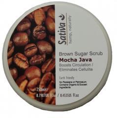 Mocha Java Brown Sugar Body Scrub