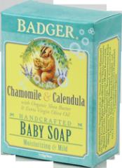 Chamomile & Calendula Baby Soap