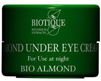 Almond Under Eye Cream