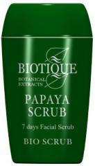Papaya Scrub