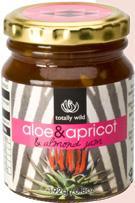 Aloe Apricot & Almond Jam