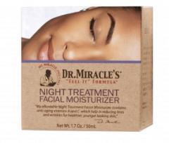 Night Treatment Facial Moisturizer