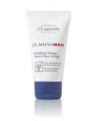 ClarinsMen Active Face Scrub